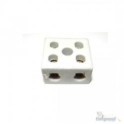 Conector Sindal Porcelana 2 Polos 16mm